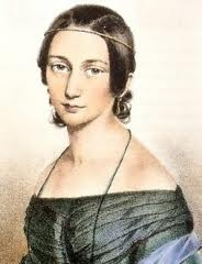 Clara Schumann (1819-1896), was a German musician and composer, considered one of the most distinguished pianists of the Romantic era. She exerted her influence over a 61-year concert career, changing the format and repertoire of the piano recital and the tastes of the listening public. http://en.wikipedia.org/wiki/Clara_Schumann