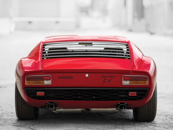 Charmant RM Sothebyu0027s   1971 Lamborghini Miura SV By Bertone