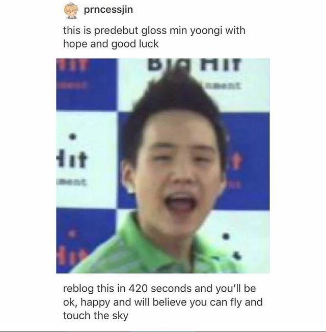 Funny Kpop Idol Laugh