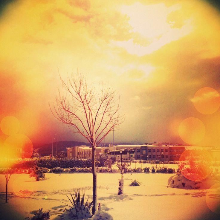 ❄️⛄️ Balıkesir Üniversitesi