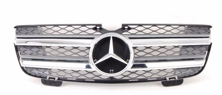 Awesome Great Mercedes-Benz GL-Class Genuine Front Grille Assembly NEW 2007-2009 GL320 GL450 2017 2018 Check more at http://24go.cf/2017/great-mercedes-benz-gl-class-genuine-front-grille-assembly-new-2007-2009-gl320-gl450-2017-2018/