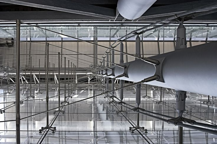 Galería - Complejo de Terminal de Pasajeros Aeropuerto de Suvarnabhumi / Jahn - 4