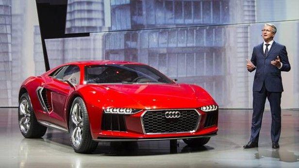 Audi Nanuk quattro concept IAA Frankfurt 2013  http://www.autorevue.at/neuvorstellung/audi-nanuk-quattro-concept-macht-der-macht.html