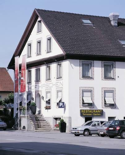 Hotel Restaurant Hirschen Haselstauden Dornbirn Family-run for 3 generations, this non-smoking hotel is located in the Haselstauden neighbourhood of Dornbirn, a 5-minute drive from the A14 motorway and 1.5 km from Dornbirn Train Station.