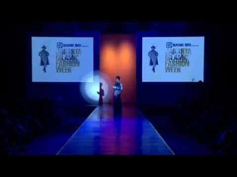 JIFW 2013 Itang Yunasz in collaboration with INSTYLE Indonesia Part 1 #JIFW2013
