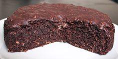 Mine smagsløg troede næsten ikke på, at denne fugtige chokoladekage med kokos virkelig er sund. Men det er den!
