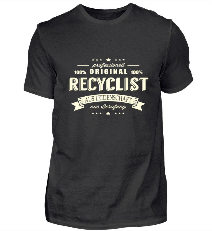 Recyclist aus Leidenschaft