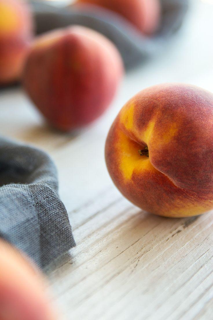 Peaches | HonestlyYUM