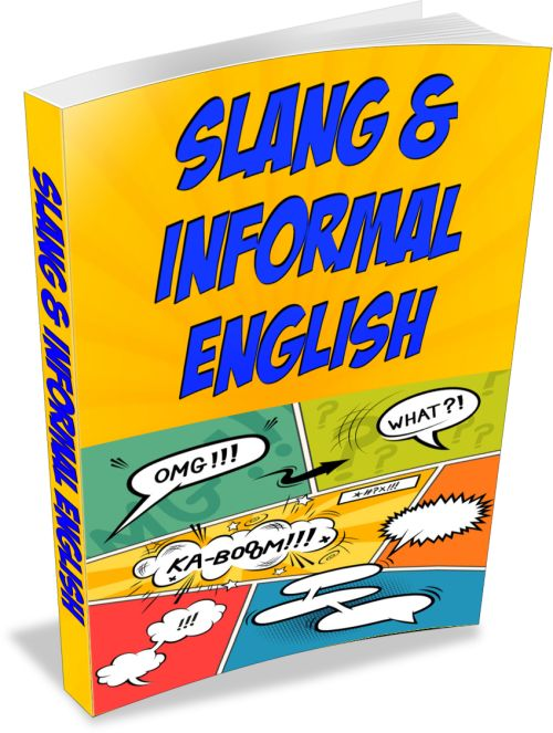 learn slang & informal english easily pdf