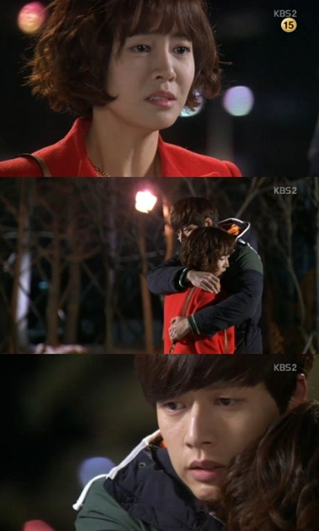 Park Hae Jin thought that Choi Yoon Young was kidnapped and was in danger, but after he realized that she was safe, he could finally catch his breath.    - And my fave couple have an article too hihi xD Well this just made my night daebak!!!! Okay I'm still waiting for the first kiss of this couple xD