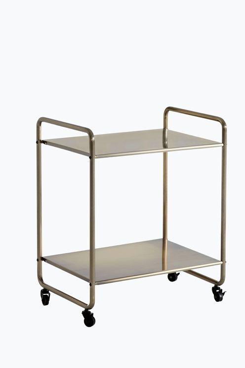 Hylla på hjul med många användningsområden – som sideboard, för förvaring, som…