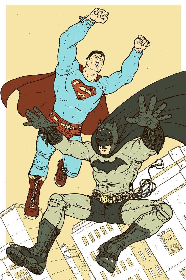 Mejores 35 imágenes de Batman: Ramon Villalobos en Pinterest | Arte ...