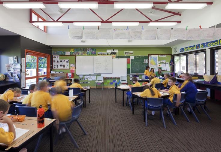 Chinchilla Christian School architecture education school design