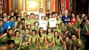 Hebat!!! Paduan Suara Anak Indonesia jadi jawara Internasional