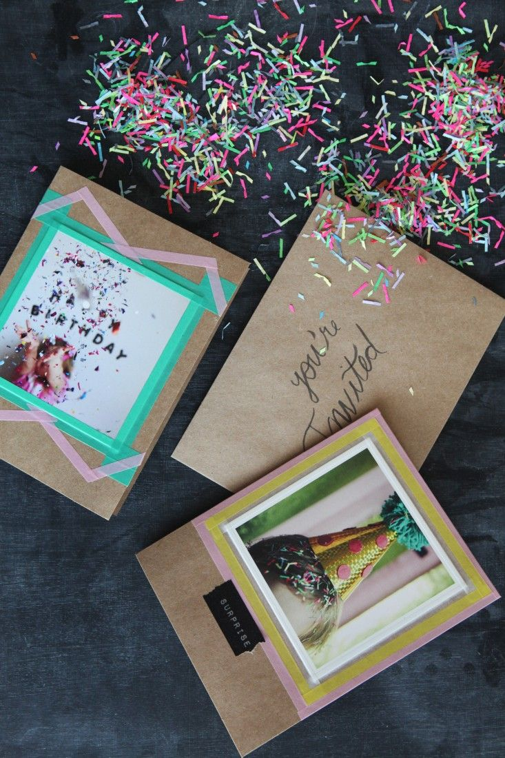 Sticky9 Prints make the best invitations to any party!