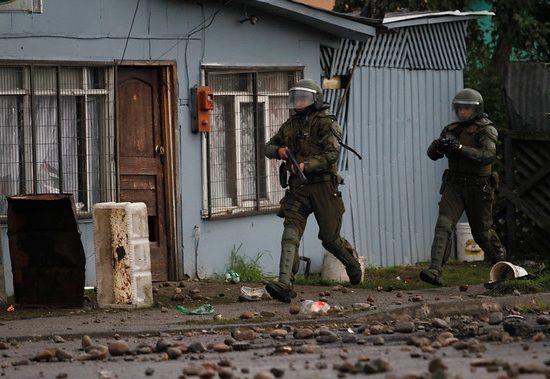 Justicia rechaza recurso de amparo de pobladores de Aysén por represión y abusos policiales