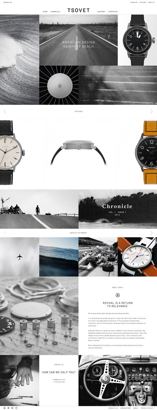 Tsovet – Responsive Web Design, find more on the Responsive Design Knowledge Hub: www.ugurus.com/responsive-design-examples