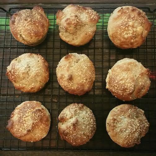 Vegemite and Cheese Muffins