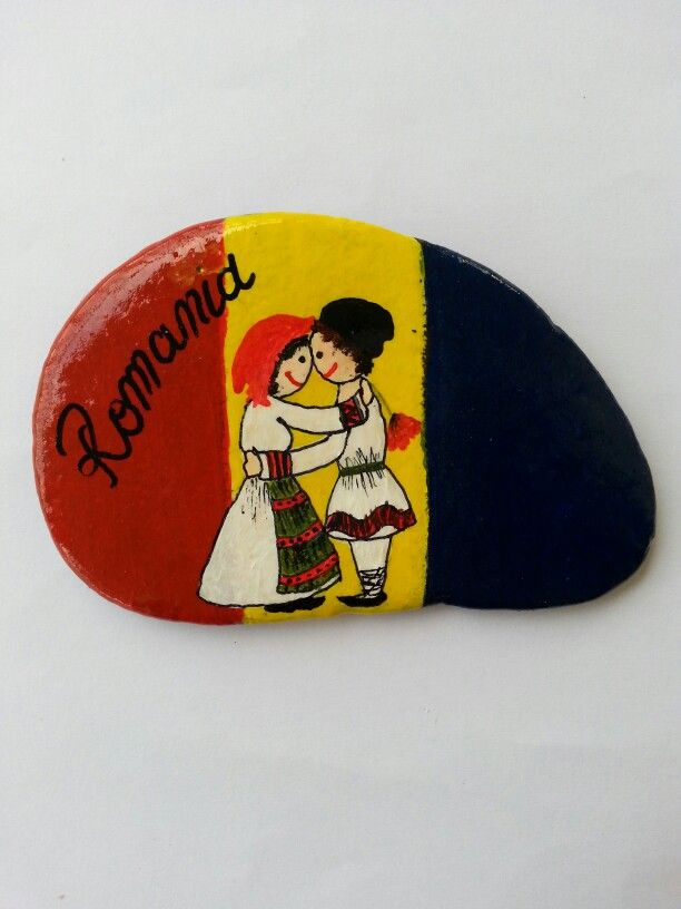 Handmade souvenirs from Romania