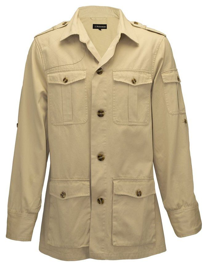 1930s mens fashion safari shirt. Just need a pitch helmet and you are set for an adventure.