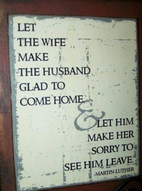 I ordered one ~ Marriage Quote by Martin Luther- wooden sign- NEW 12x12 size