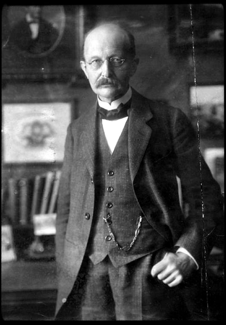 """When German physicist Max Planck published his groundbreaking study of the effect of radiation on a """"blackbody"""" substance on December 14, 1900, the quantum theory of modern physics was born."""