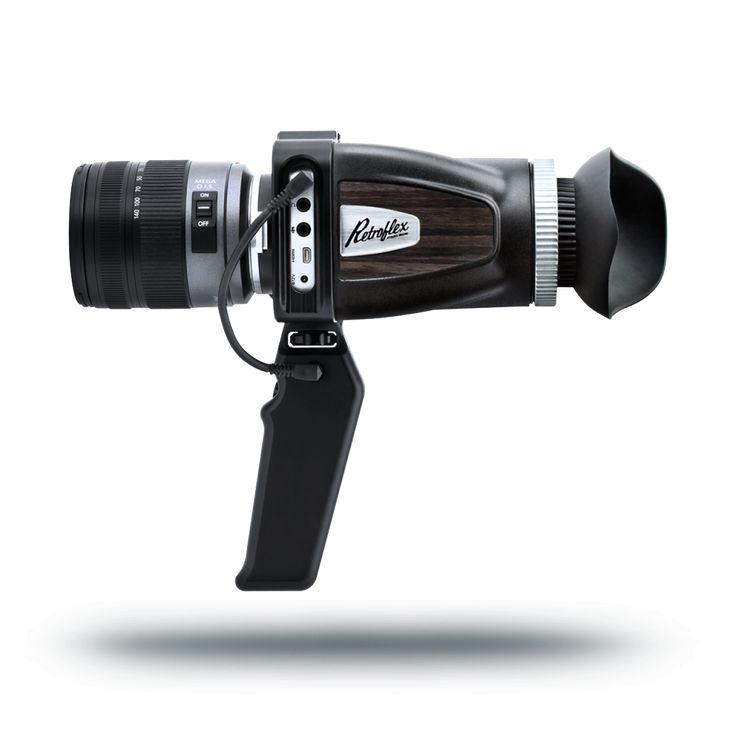 retroFlex for Blackmagic Pocket Camera – Redrock Micro | Cinema Gear – Filmmaking Solutions