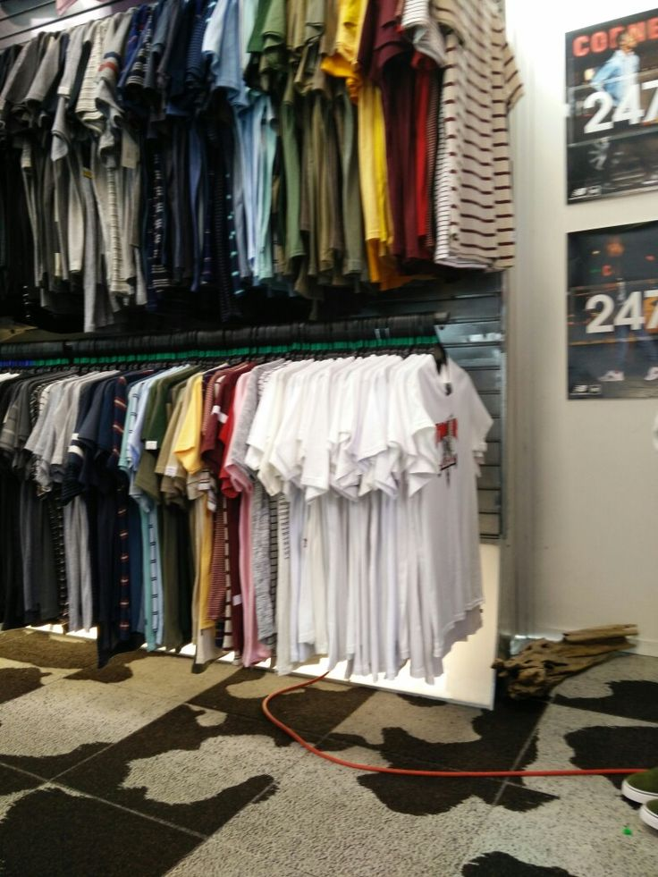 Barkers clothing shop