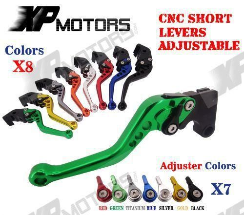 [Visit to Buy] CNC Short Clutch Brake Levers For Kawasaki Ninja 650R ER-6N/F Versys 650 2009 2010 2011 2012 2013 2014 #Advertisement