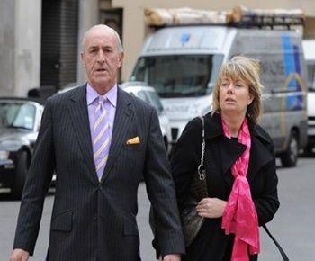 DWTS judge Len Goodman is married to his pretty wife Sue Barrett Goodman