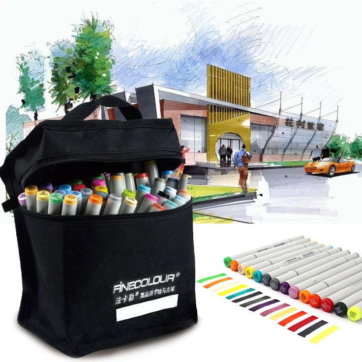 160 Colors Double Headed Sketch Alcohol Marker Pen 24 36 48 60 72 Pcs/Set Animation Paint Sketch Art Copic Marker #>=#>=#>=#>=#> Click on the pin to check out discount price, color, size, shipping, etc. Save and like it!