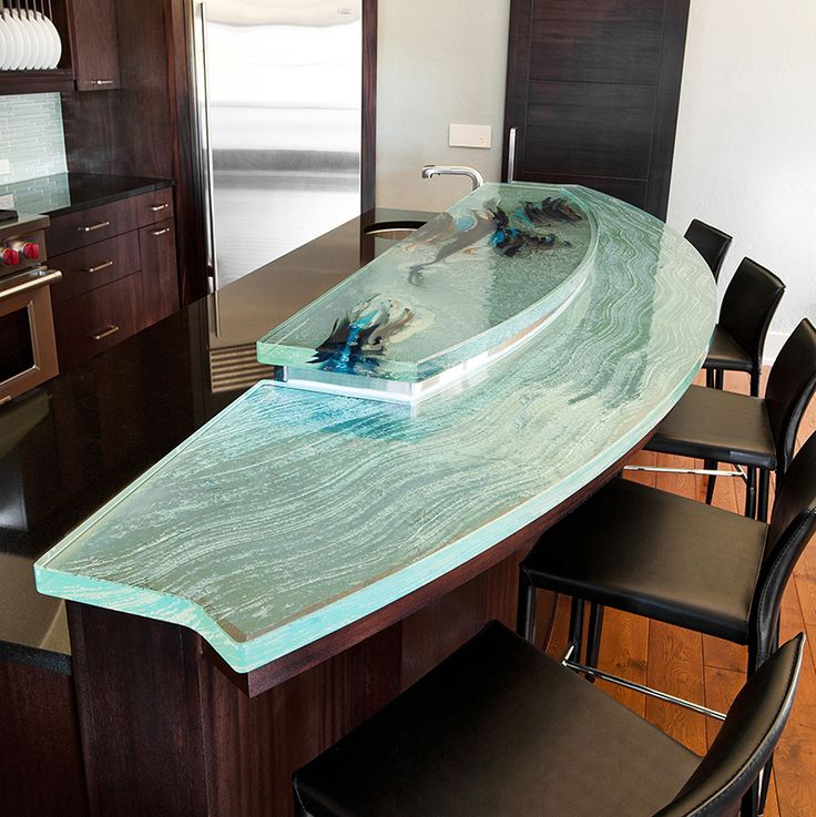 17 Best Images About Unique Glass Bar And Raised Top On