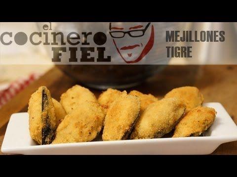 MEJILLONES TIGRE|El Cocinero Fiel