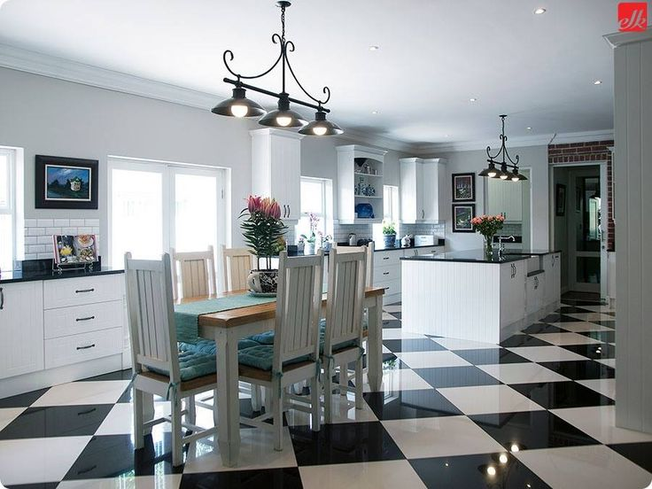 Feature lighting should be considered as an affordable way to change the look of your kitchen