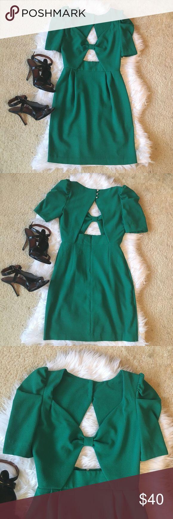 ASOS Cocktail Dress Brand new, unworn. Bust: 34 inches Waist: 26 inches Sleeve: 11 inches Length: 33 inches Asos Dresses
