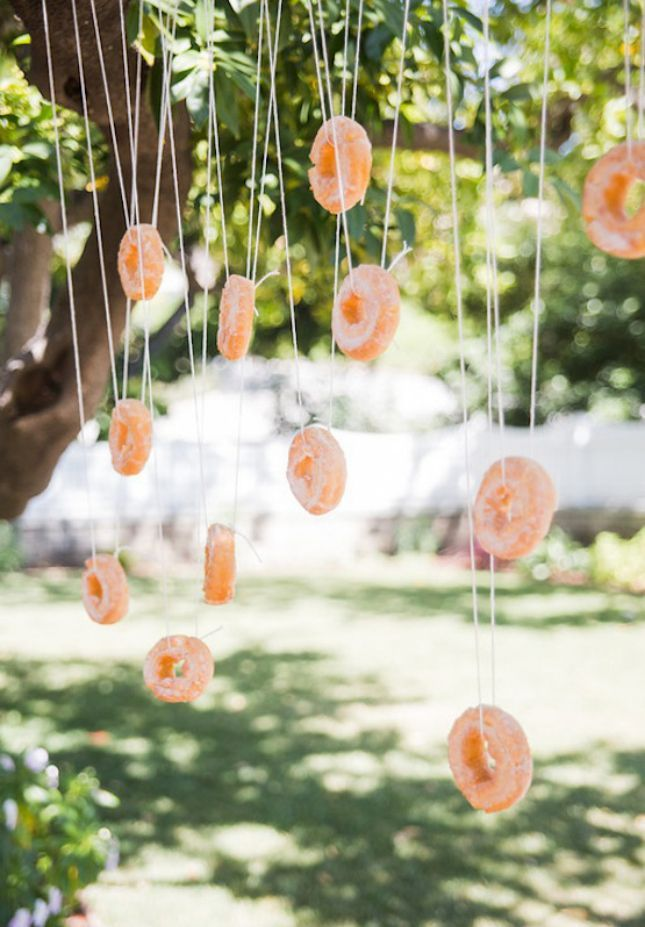 50 Outdoor Games To DIY This Summer Via Brit Co Bob For Donuts