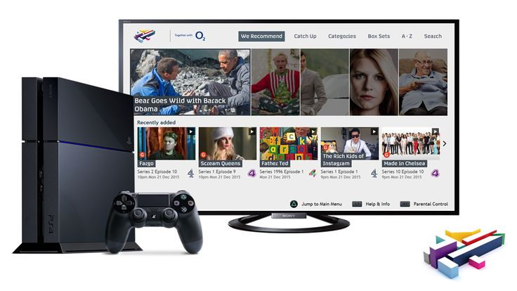 All 4 streaming app arrives on PlayStation 4 If your PlayStation 4 hogs the first or second input on your telly there's a good chance it doubles as your TV streaming box too. It already has a bundle of apps including iPlayer and Netflix but today an important service is joining its roster: All 4. The live streaming and on-demand service from Channel 4 (formerly known as 4oD) is now available from the UK PSN store giving you easy access to programmes like Homeland and Fargo. This particular…