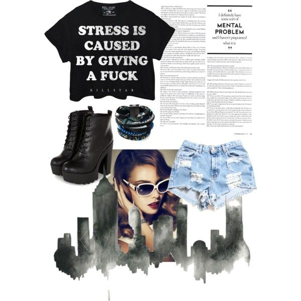 Untitled #13 by zuzulica on Polyvore featuring Dukes and Hipanema