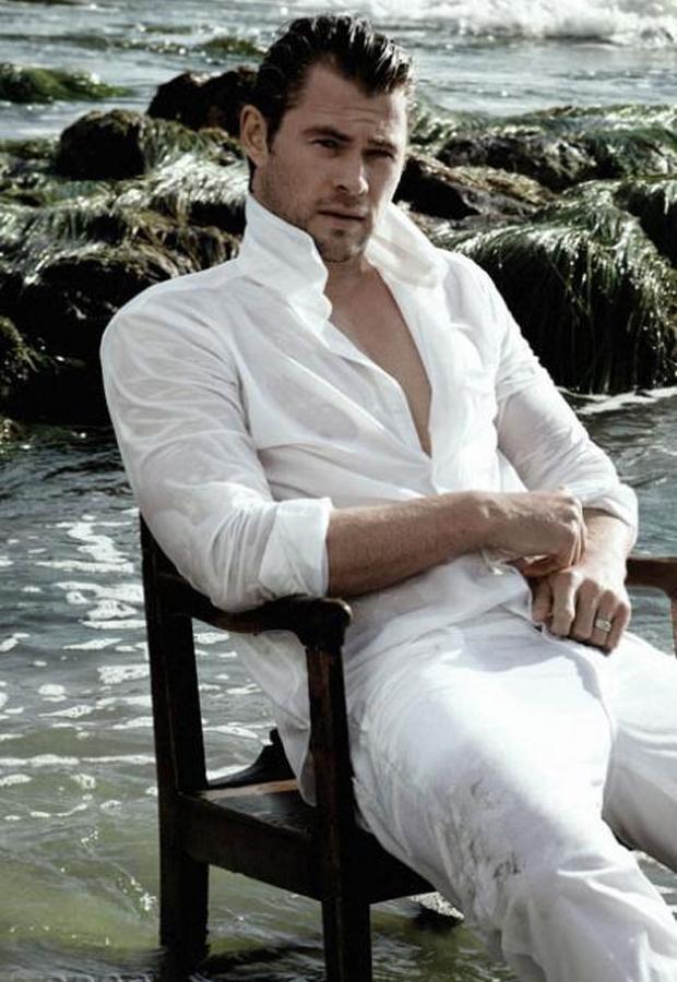 """Miami Actualidad–Chris Hemsworth el """"Hombre vivo más sexy"""" de 2014, Según la revista People, el actor australiano es aclamando como el héroe de cómic de las películas de """"Thor"""""""