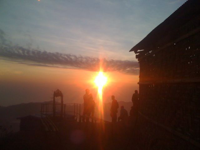 Mt Batur Bali sunrise bliss.  http://www.sharingbali.com/retreats/