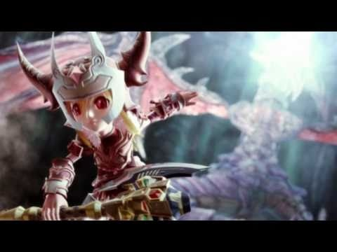 Eden Eternal | Cinematic Trailer (2011) MMO RPG