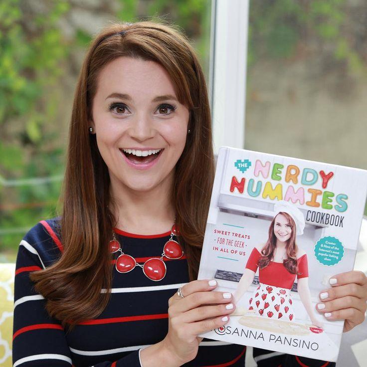 Best 25+ Nerdy nummies cookbook ideas on Pinterest | Rosanna ...