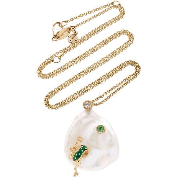 Of Rare Origin Take The Leap Pendant (13.456.385 IDR) ❤ liked on Polyvore featuring jewelry, pendants, green, semi precious stone jewellery, green jewelry, handcrafted jewelry, semi precious jewelry and semi precious stone jewelry
