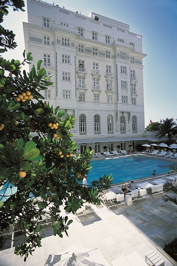 Copacabana Palace - Tempo da Delicadeza