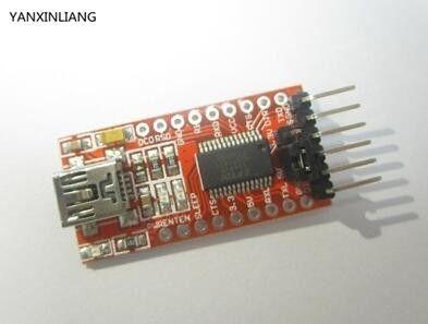 2.23$  Watch now - 1pcs FT232RL FTDI USB to TTL Serial Adapter Module for Arduino Mini Port 3.3V 5V new   #magazineonlinewebsite