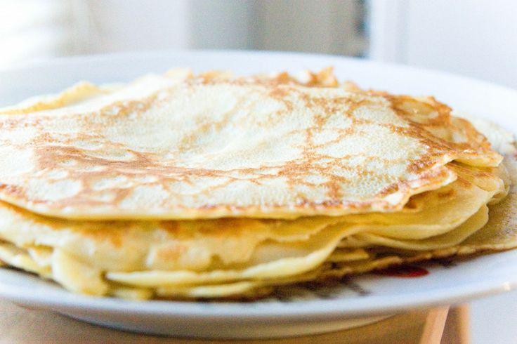 Recept: Pannekoeken
