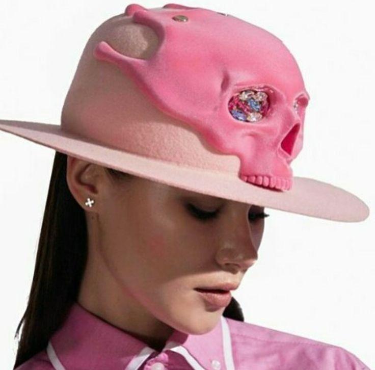 Sombrero de Youssef Lahlou