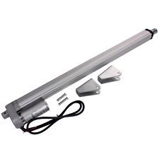 12v 330lbs 450 Mm 18inch 6mm/s 1500n Actuador Lineal De Motor Para Electric Medical