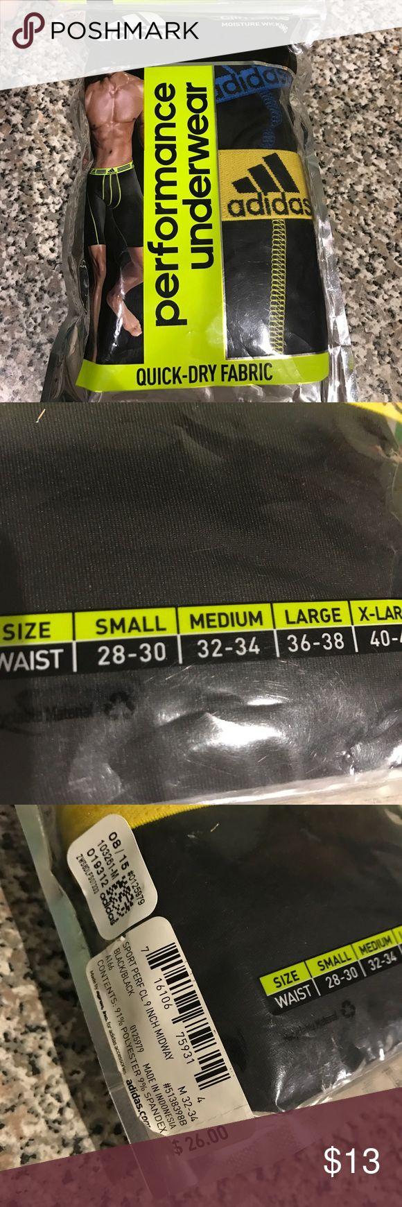 Adidas performance men's underwear Brand new, in packaging Adidas Underwear & Socks Boxers