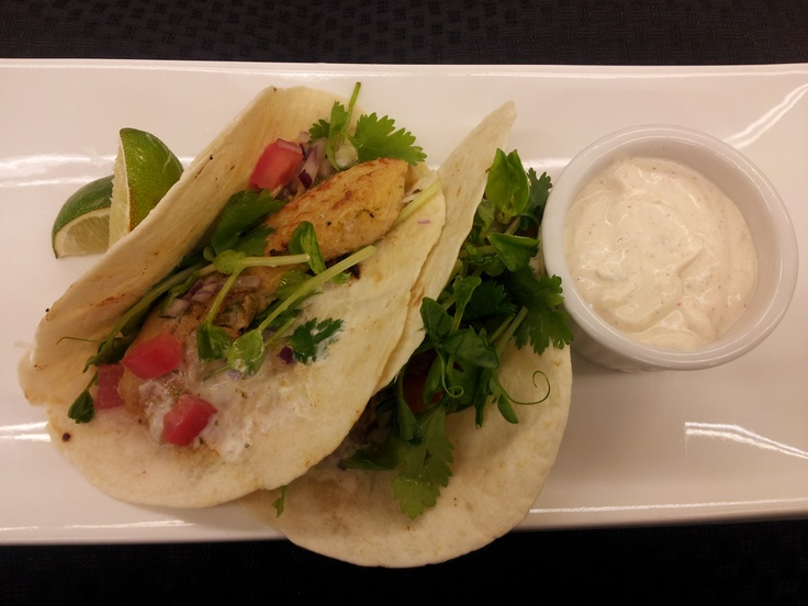 Fish Tacos- Marinated Basa. Time to wet your appetite